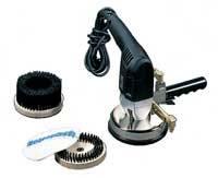 Limpieza Profesional con Scrub Head Machine